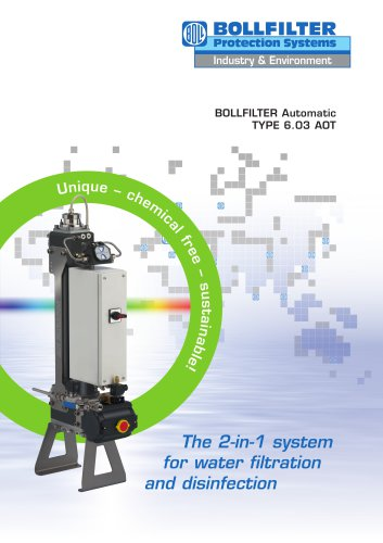 BOLLFILTER Automatic Type 6.03