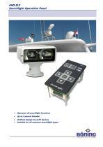 AHD-SLP Searchlight Operation Panel