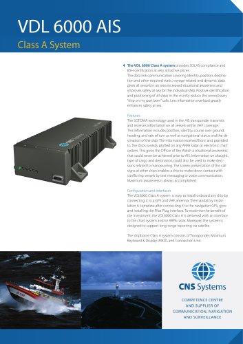 VDL 6000 AIS Class A System