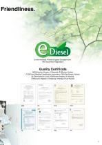 DAIHATSU MARINE GENSETS DIESEL ENGINE - 5