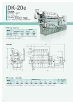 MARINE GENSETS DIESEL ENGINE - 14
