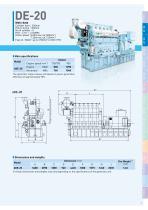MARINE GENSETS DIESEL ENGINE - 9
