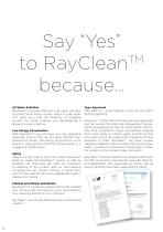 Ballast Water Treatment Systems - RayClean - 10