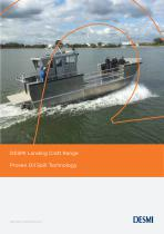 DESMI Landing Craft range - 1