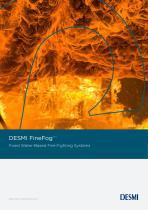 Fine-Fog (fire-fighting) - 1