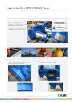 How to identify a ROTAN pump - 1
