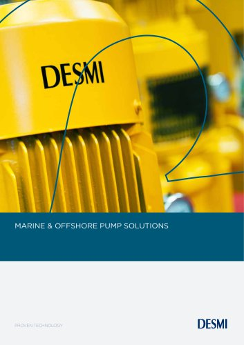 Marine & Offshore Pump Solutions