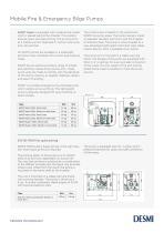 Mobile Fire & Emergency Bilge Pumps - 2