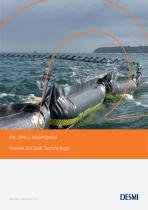 Oil Spill Response Segment Brochure - 1
