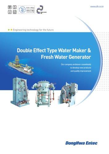 Fresh Water Generator Catalogue