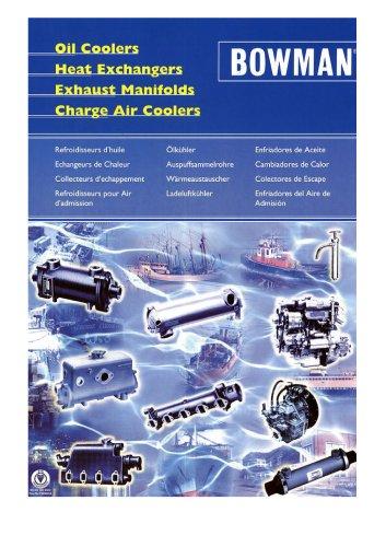 Marine catalog