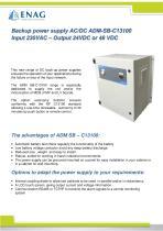 ADM-SB – C13100 range