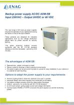 ADM-SB range – AC/DC