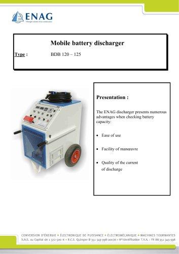 BDB range – Mobile discharge