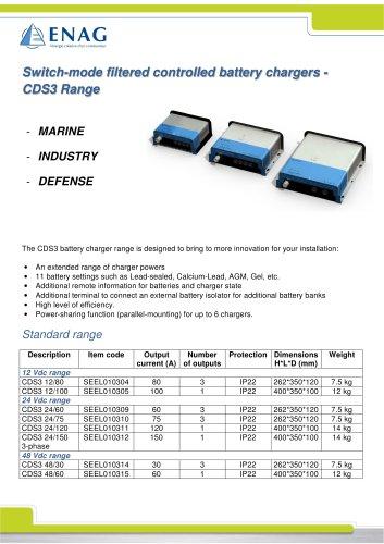 CDS3 range – 12/24/48V