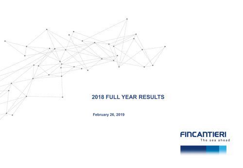 2018 FULL YEAR RESULTS