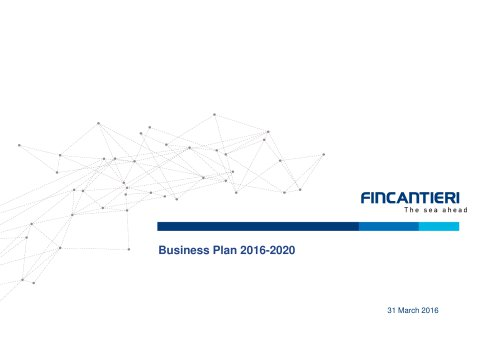 Business Plan 2016-2020