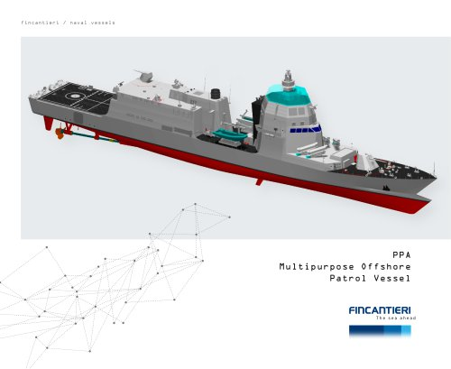 PPA Multipurpose Offshore Patrol Vessel