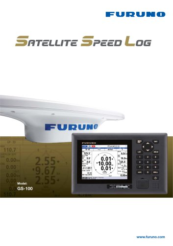 Satellite Speed Log