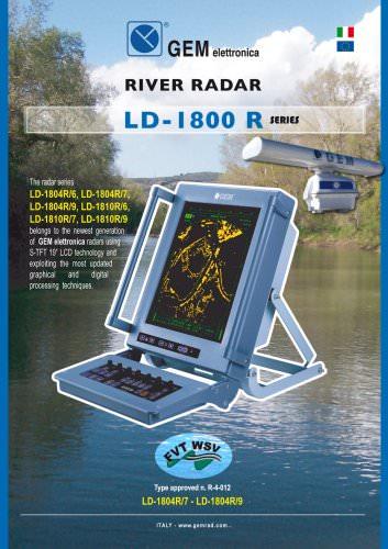 LEONARDO LD 1800 River PDF