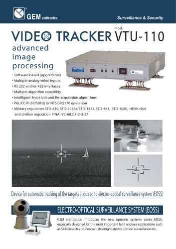 VIDEO TRACKER VTU-110