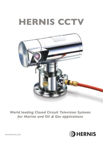 HERNIS General Brochure - The Company and our CCTV solutions