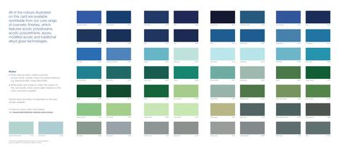 Colour Card - 2
