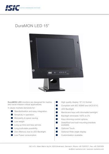 DuraMON LED 15?