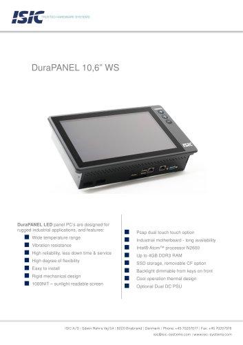 PANEL PC 10,6″