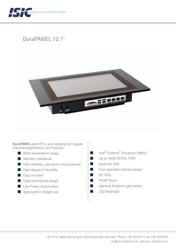 PANEL PC 12,1″