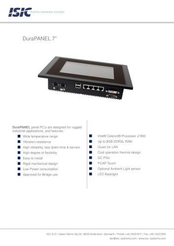 PANEL PC 7″