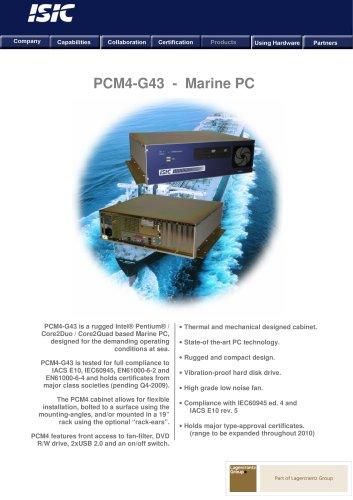 PCM4-G43