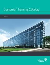 Customer Training Catalog 2018 - 1