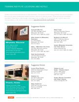 Customer Training Catalog 2018 - 9