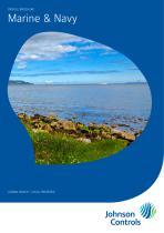 Johnson Controls Global Marine & Navy Profile Brochure - 1