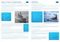 Johnson Controls Global Marine & Navy Profile Brochure - 4
