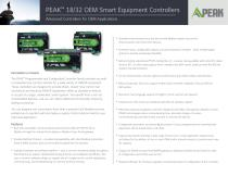 PEAK™ 18/32 OEM Smart Equipment Controllers - 1