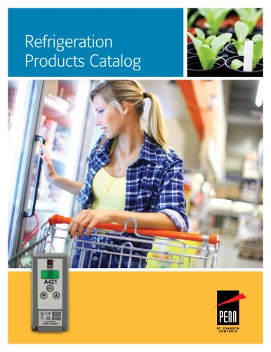 Refrigeration Products Catalog