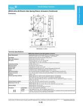 Valves and Actuators Catalog - 25