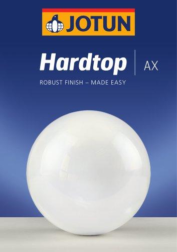 Hardtop AX brochure