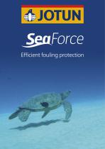 SeaForce brochure