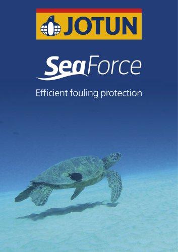 SeaForce brochure