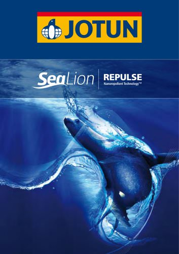 SeaLion Repulse brochure