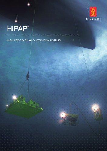 HiPAP Family brochure