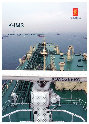 K-IMS ENHANCE EFFICIENCY AND SAFETY