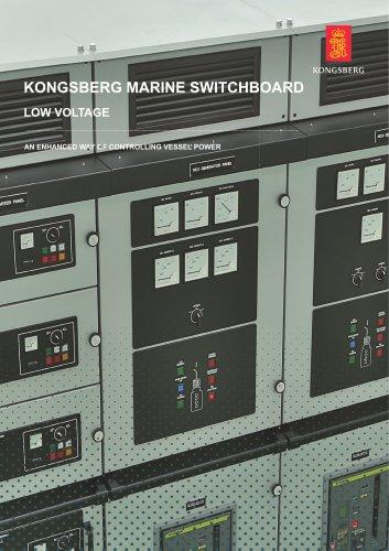 Kongsberg Marine switchboards