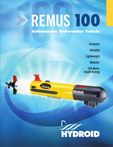 REMUS 100