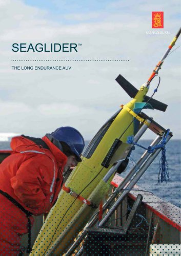 Seaglider - The long endurance AUV