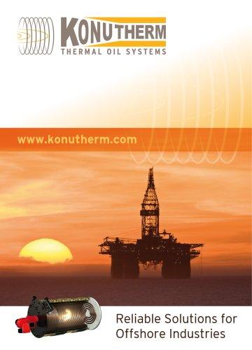 Brochure for Offshore Industries