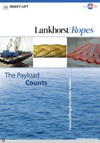 HEAVY LIFT:The Payload Counts
